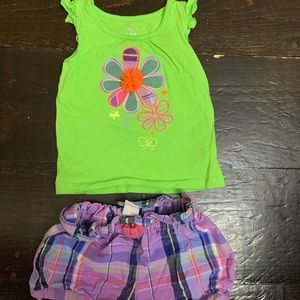 Children's place 12-18 months outfit